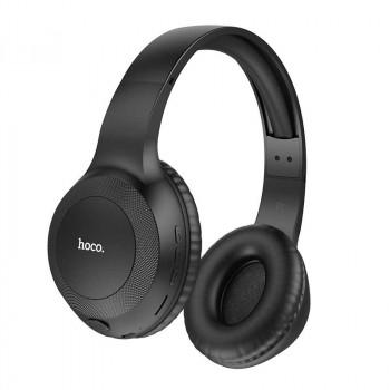Hoco W29 Outstanding Wireless Headset, TF, 5hour, BT 5.0, black
