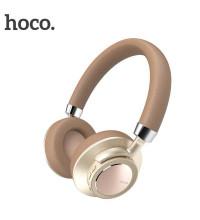 Hoco W10 Cool Yin Wireless Headphone Gold
