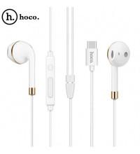 Hoco L8 TypeC Headset, white
