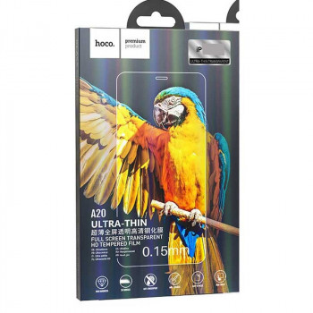 Hoco A20 стекло для iPhone 12/12 Pro, Ultra-thin 0.15mm, прозрачный