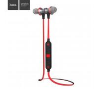 Беспроводные cтерео-наушники Hoco Magnetic Wireless Sport Earphone (EPB01) grey