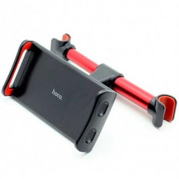 Автомобильный держатель на подголовник Hoco CA30 Easy travel Backrest Car Holder