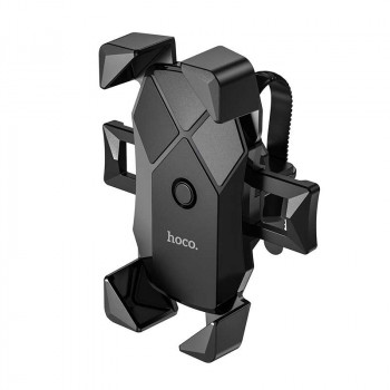 Держатель для телефона на руль Hoco CA58 Light ride bicycle and motorcycle mobile phone stand for 3.7-6.5 inch mobile phones