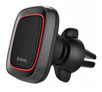 Hoco CA23 Lotto Series Air outlet, в решетку, black