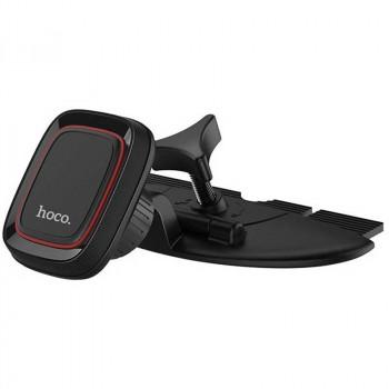 Автомобильный магнитный держатель Hoco CA25 Magnetic CD Port Holder в CD-слот авто