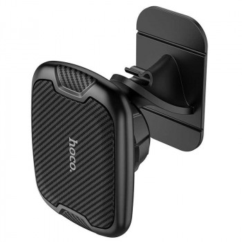 Магнитный держатель Hoco CA66 Sagittarius series in-car magnetic phone holder magnetic for car center console