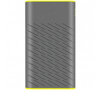 Hoco B31 Pege 20000mah Power Bank (B31-20000) gray