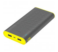 Hoco B31A Rege 30000mah Power Bank (B31-30000) gray