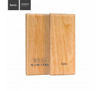 Hoco B10 7000mah Wood Grain Power Bank (B10-7000)