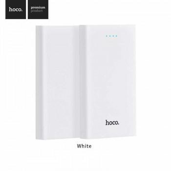 HOCO B12-13000 Khaki Power Bank 13000 mah White