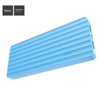 Hoco UPB01-10000 Intelligent Balance Power Bank 10000 mAh Blue