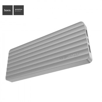 Hoco UPB01-10000 Intelligent Balance Power Bank 10000 mAh Grey