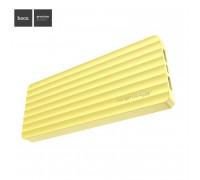 Hoco UPB01 10000mah Juice portable power bank (UPB01-10000) yellow