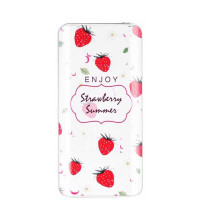 Hoco B7 10000mah Fruit-Style Power Bank (B7-10000) strawberry
