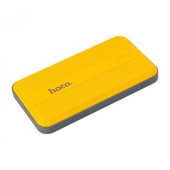 Hoco B9 7000mah Charging Combo (B7-10000) yellow