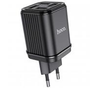 Hoco C84A Resolute, 3.4А, 4USB, black