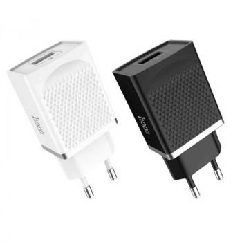 Сетевое зарядное устройство Hoco USB Charger C42A 18W QC3.0