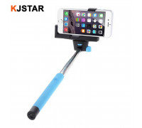 KJStar Z07-5 Wireless Mobile Phone Monopod, синий