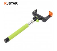 KJStar Z07-5 Wireless Mobile Phone Monopod, зеленый