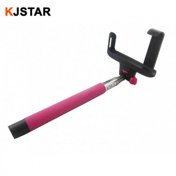 Монопод KJStar Z07-5 Bluetooth Pink