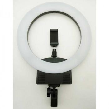 Кольцевая светодиодная лампа LED Ring Light 31 см  с держателем для телефона