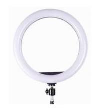 Кольцевая светодиодная LED лампа 26 см с держателем для телефона (7 цветов)