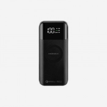 Внешний аккумулятор Momax IP92 Q.Power Air 2+ Wireless 20000 mah External Battery Pack