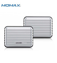 Momax iPower GO+ 11200mah 3.1A external battery pack (IP24AS) Silver