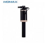 Momax Selfie Mini Mini, AUX, 17-70cm, Black (KMS9D)