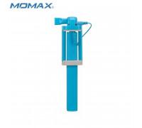 Momax Selfie Mini Mini, AUX, 17-70cm, Blue (KMS9B)