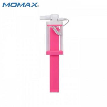 Монопод MOMAX SELFIE MINI MINI KMS9 pink