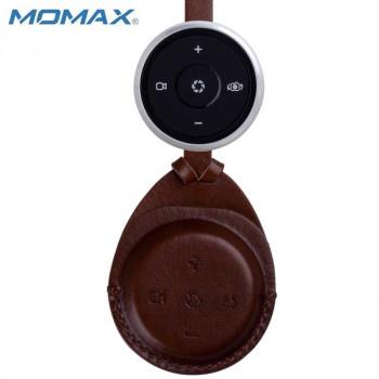 Momax U.REMOTE Multi-Function Bluetooth Shutter BR03S brown
