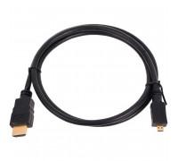 TV-COM HDMI-microHDMI 1.8m, V1.4 (CG583K) черный