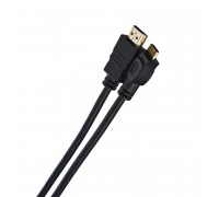 TV-COM HDMI-miniHDMI 1.8m, V1.4 (CG580M) черный