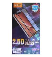 FaisON GL-05 стекло для APPLE iPhone SE2, Full Glue Pro+ Glass, глянцевое, полный клей, black