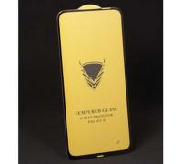 Golden Armor OG tempered glass for iPhone 12 Pro 6.1, 0.4mm, 2.5D, глянцевый, полный плей, black