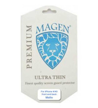 Magen iPhone 4/4S Tempered Glass, 0.25mm