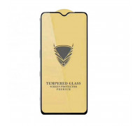 OG Golden стекло для APPLE iPhone 5/5S/SE, глянцевое, полный клей, black