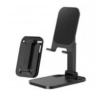 Awei X11 Desktop Stand, складная подставка на стол, black