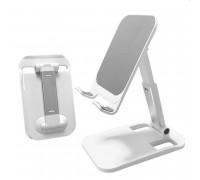 Awei X11 Desktop Stand, складная подставка на стол, white