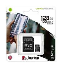 Kingston micro SDHC 128Gb Canvas Select Plus, 100Mb/s read (SDCS2/128GB)