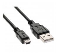 Telecom miniUSB 1.8m (TC6911BK) black