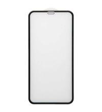 Стекло 5D iPhone XR, черный