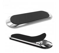 Магнитный держатель F6 All use mount holder magnetic, плоский, на ровную поверхность, черный