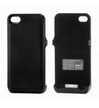 Q15 Battery Bank Cover 3000mah, чехол-аккумулятор для iPhone 4/4s, black