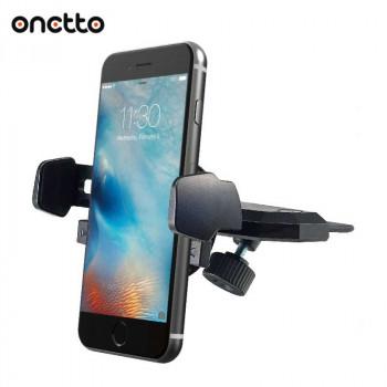 Держатель автомобильный Onetto CD Slot Mount One Touch Mini в CD-Rom для телефона (CS2&SM9)
