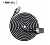 Remax King, MicroUSB, 1m, 2.1A, металлический, в деревянной коробке (RC-063m) black