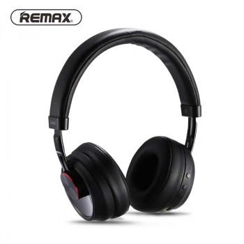 Беспроводные наушники Remax RB-500HB Hi-Fi Music Bluetooth Headphones Black