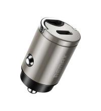 Remax Lindo 1xType-C PD18w (RCC228) silver