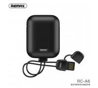 Remax Cole Protective Cover for AirPods Charging Case (RC-A6) black
